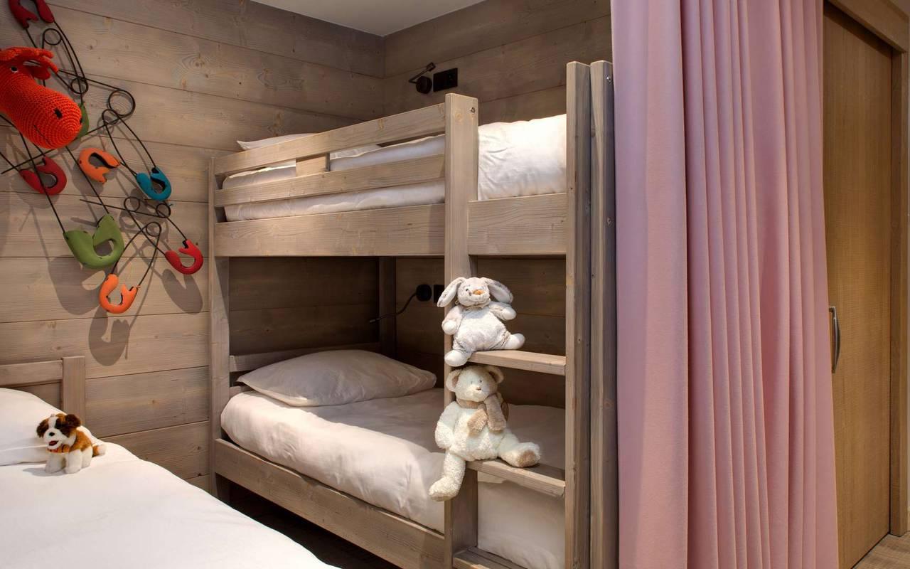 child room suite les gets