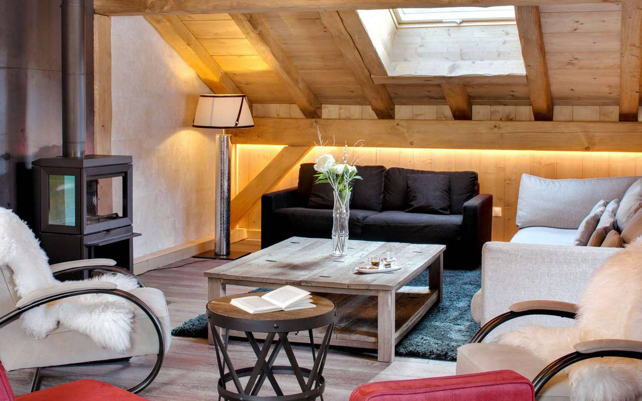 living room la marmotte
