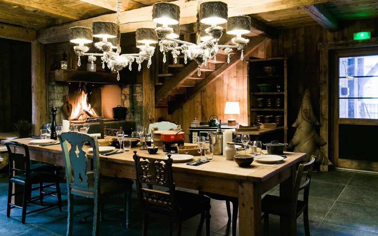 restaurant friendly ambient haute avoie