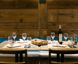 historic 2014 restaurant les gets