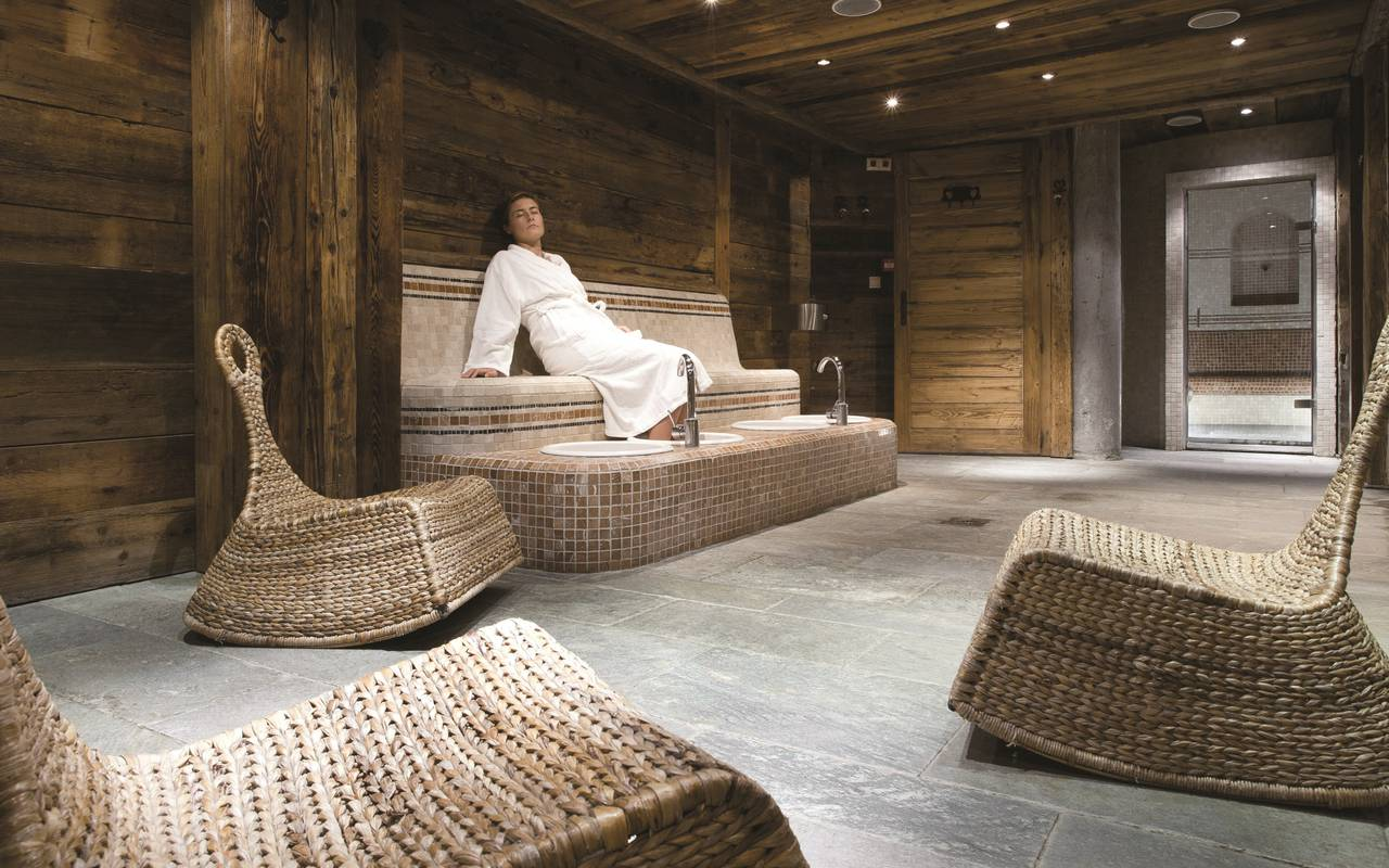 wellness beauty hotel les gets