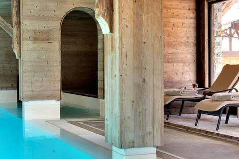 Spa Hotel Haute Savoie Sereni Cimes Hotel La Marmotte
