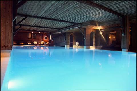Hotel La Marmotte 4 Star Hotel Spa Les Gets