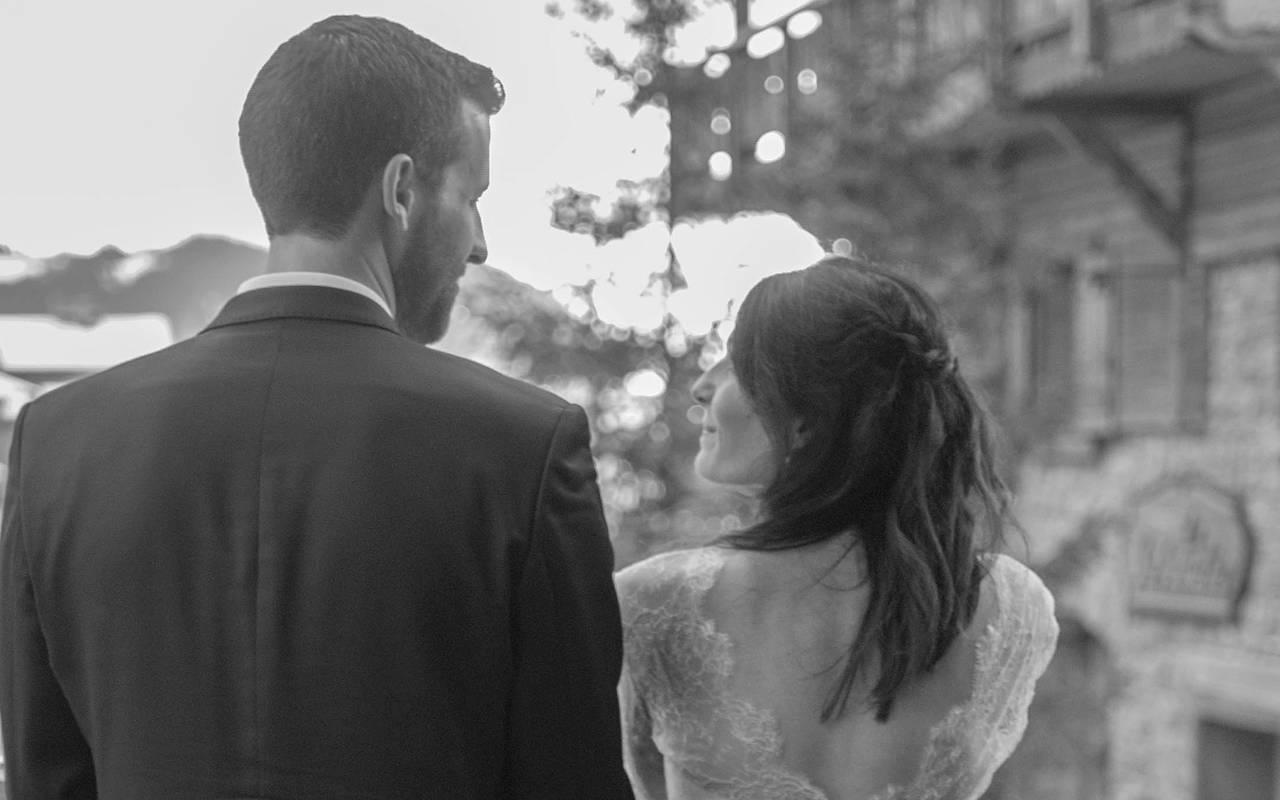 célébrer mariage hotel les gets
