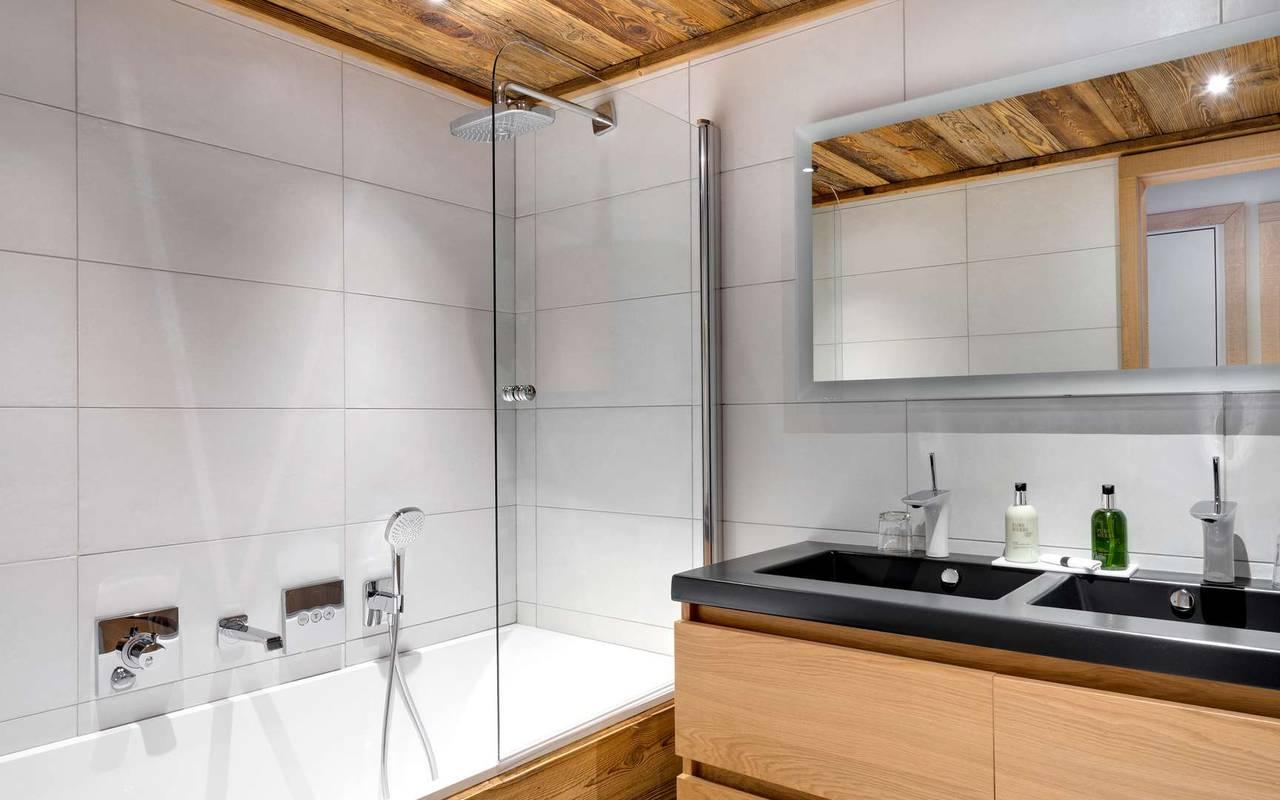 baignoire salle de bain la marmotte