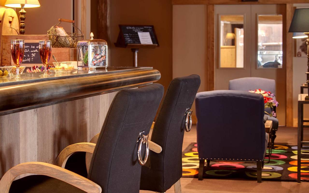 bar hotel la marmotte