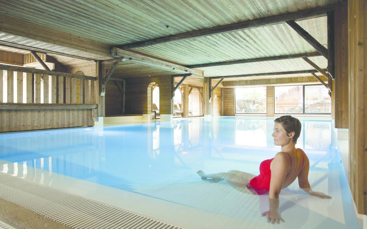 hotel spa les gets